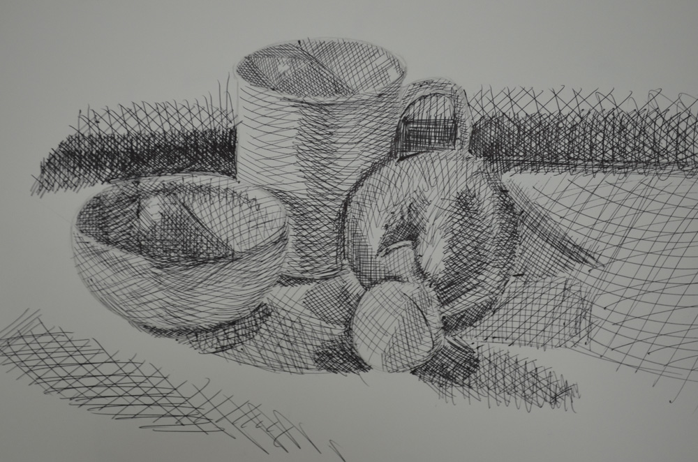 Tone And Form Tonal Studies My Drawing Course