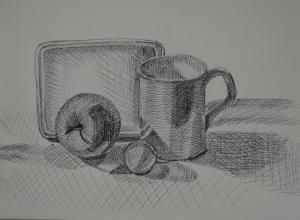 2nd Drawing Using Ballpoint