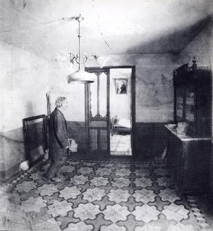 Antonio López Torres' House, 1972-75