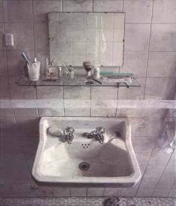 Sink and Mirror, 1967