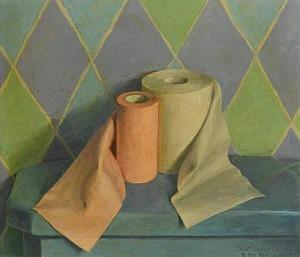 Toilet Rolls Eliot Hodgin