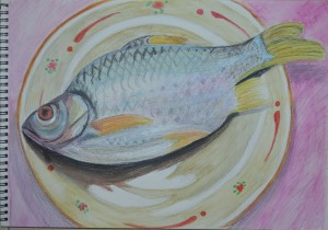 Completed Exercise - Fish on a Plate