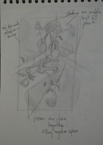 Preliminary Sketches - Second Compostion