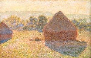 Haystacks, (Midday), 1890-91