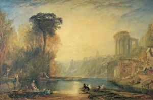 Turner - Composition of Tivoli