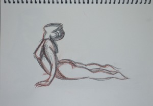 4 - Exploring Cobra Pose in Conte