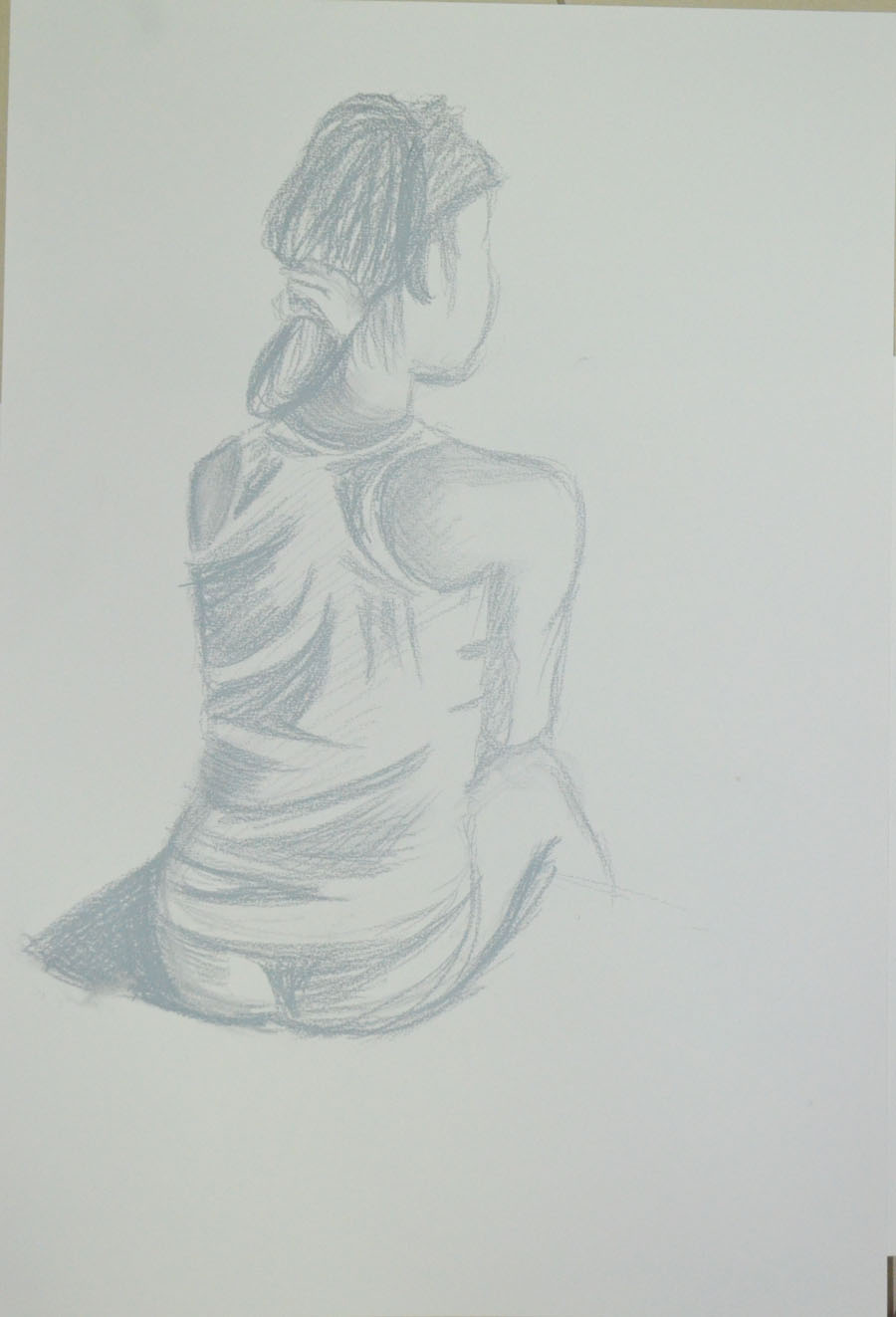 5 - Hard Pastel on A2 Paper