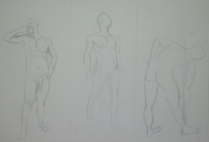 Second set of stances 2B on A4