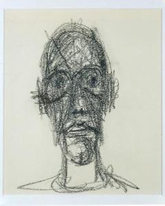 Alberto Giacometti, Portrait de Diego,1958