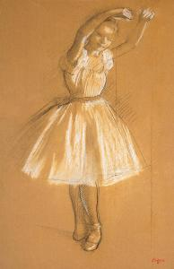 Edgar Degas -Little Dancer