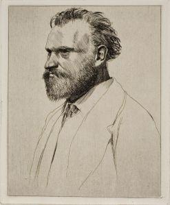 Edouard Manet, Bust-Length Portrait, 1864-65