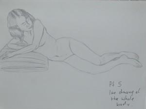 12- 4B Sketchbook Drawing