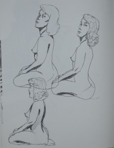 9 - Line Drawing from Existing Sketch