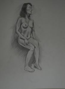 Tonal Study in 6B Pencil