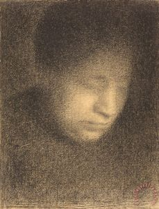 Madame Seurat the Artists Mother