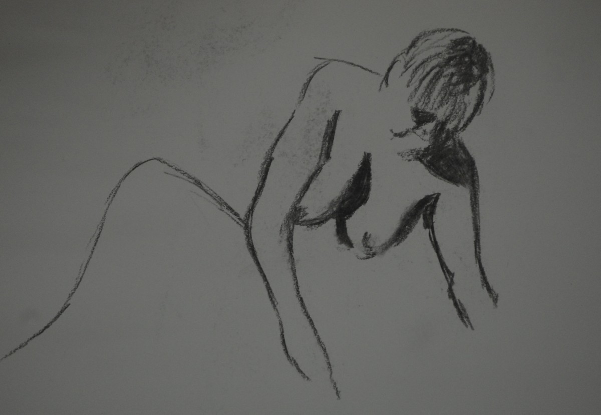 2nd Pose 5 Minutes